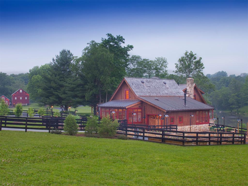 Çiftlik evi tasarımı