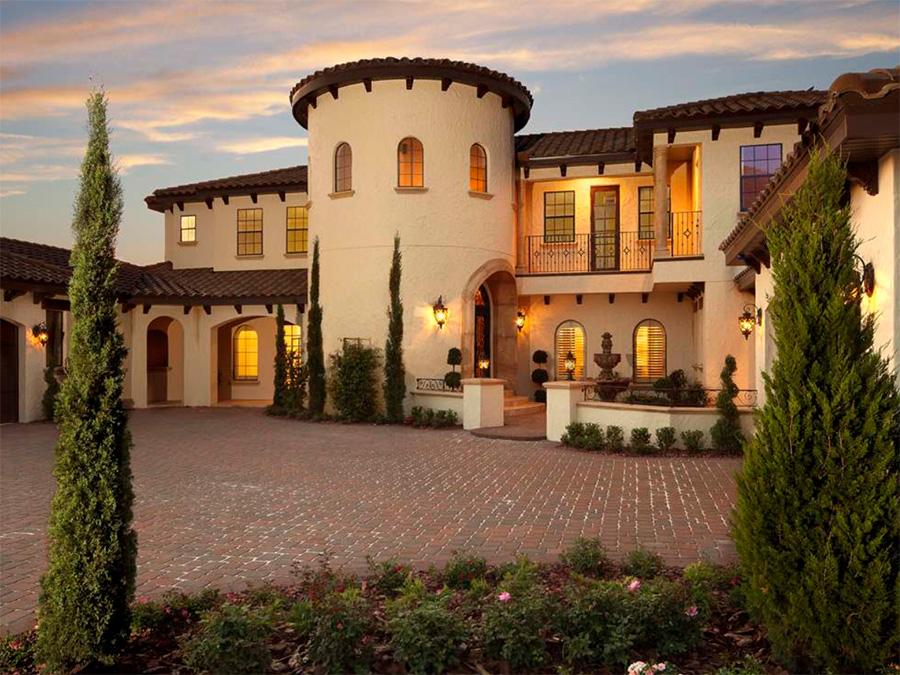 Şato ev tasarımı
