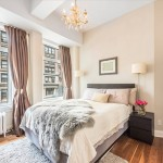 Bej rengi yatak odası tasarımı