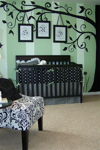 Güzel bebek odası modeli için kaliteli bir tercih