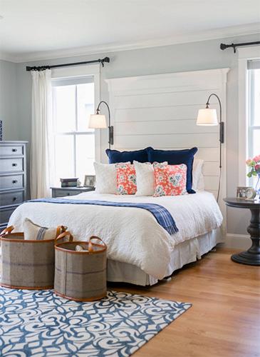 Kaliteli yatak odası tasarımı