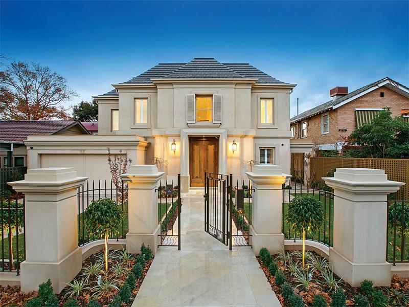 Klasik ev tasarımı