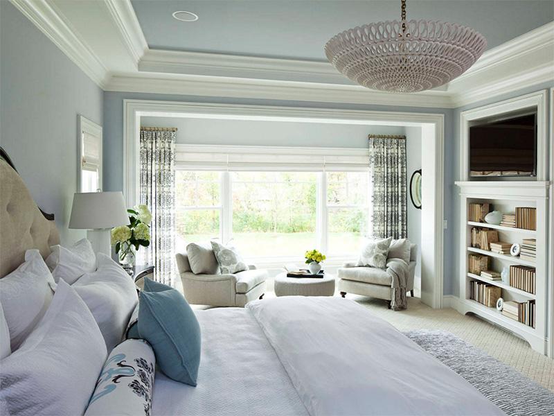Kullanışlı yatak odası tasarımı
