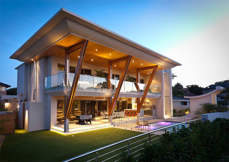 Modern ev modeli