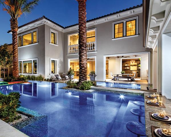 Muhteşem havuzlu ev