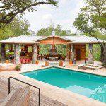 Olağanüstü güzel havuzlu ev