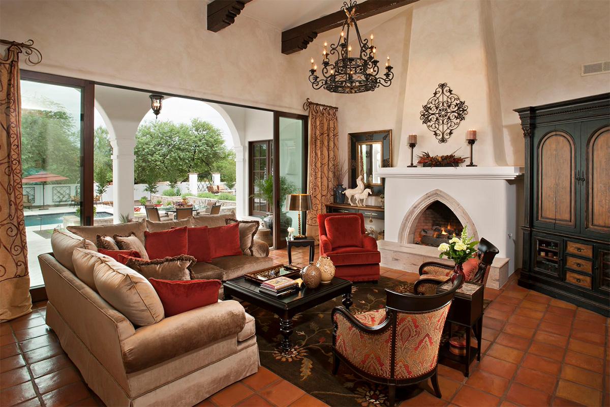 Oryantal ev modeli