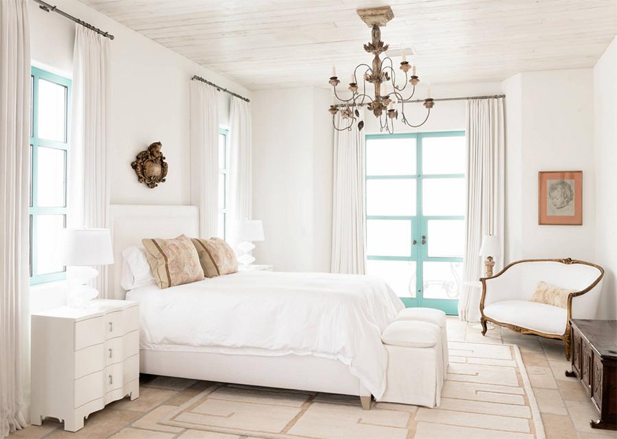 Süper yatak odası tasarımı