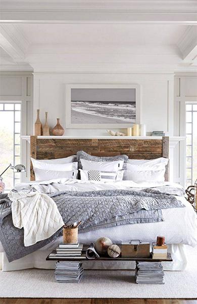 Sıradışı yatak odası tasarımı