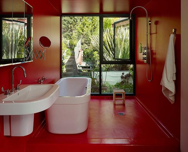 Epoksi banyo modeli