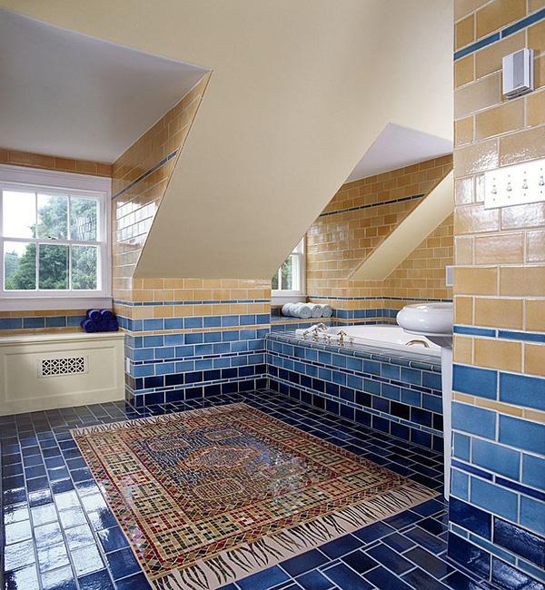 Farklı banyo modeli