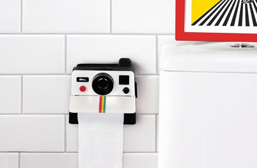 Fotoğraf makineli kağıt tutacağı