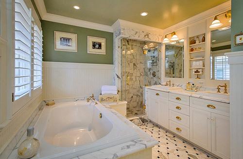 Güzel banyo modeli