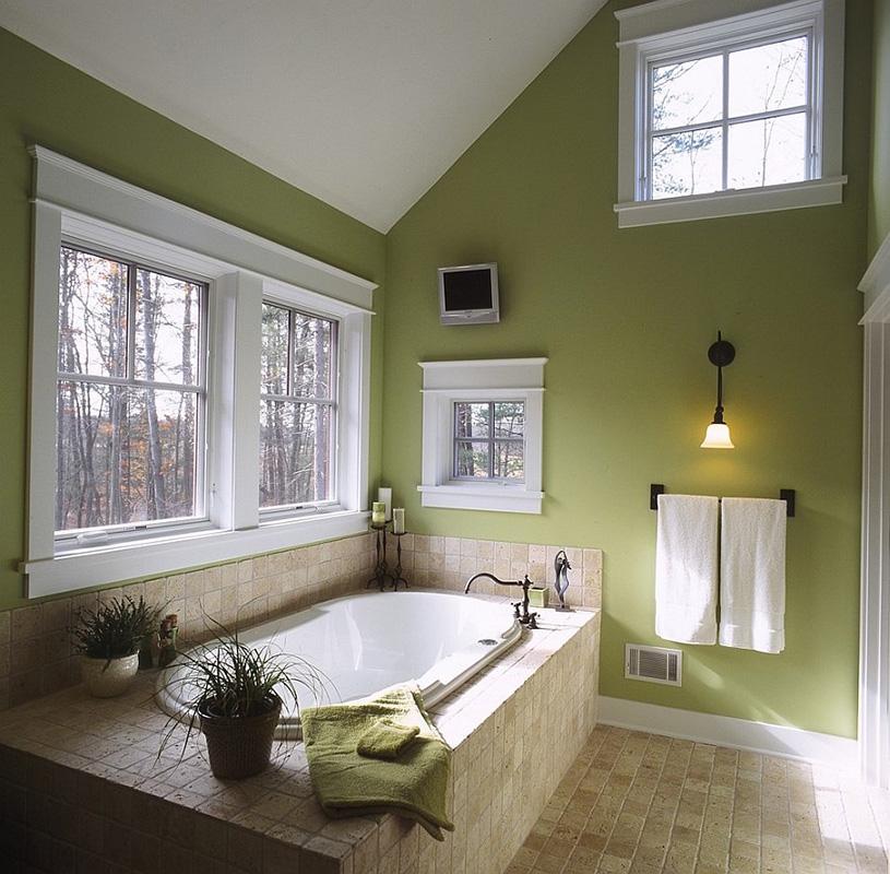 Geleneksel banyo modeli