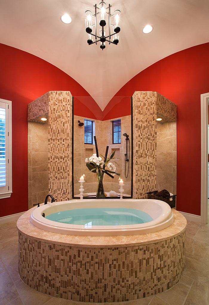 Muhteşem banyo modeli