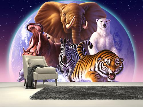 Hayvan Duvar Kağıtları