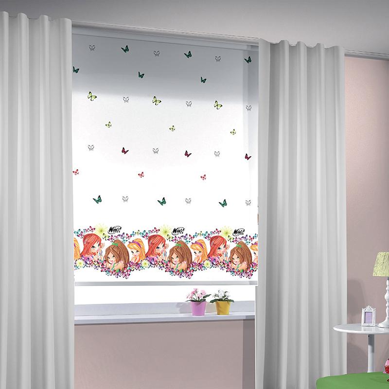 Çocuk Odası Perde Tasarımları, Taç Perde'den..