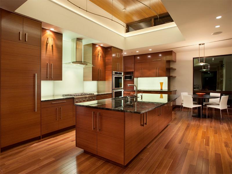 Yüksek kalite modern mutfak tezgahları..
