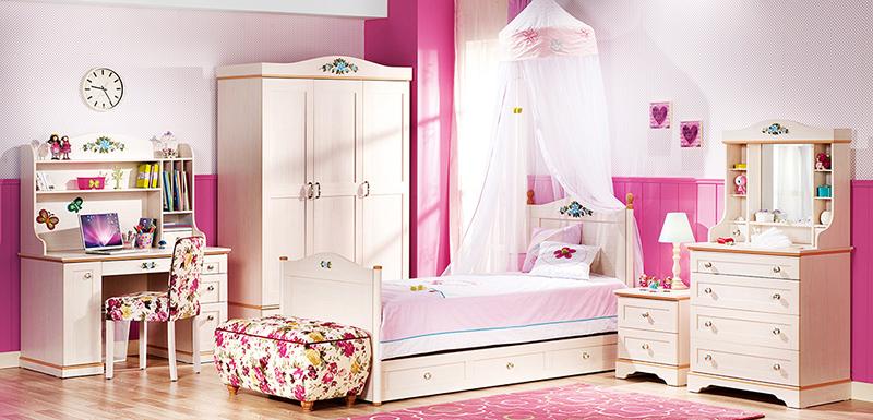 Flora Genç Odası Modeli