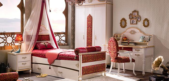 Sultan Tarihi Genç Odası Modelleri