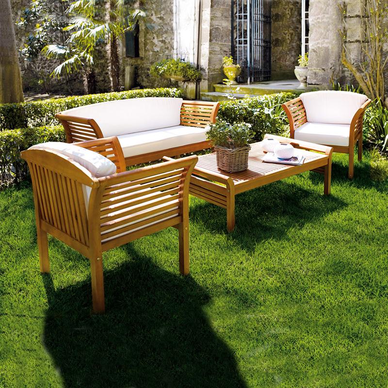 Bahçe, balkon, teras ve verandalarınız için şık oturma grupları..