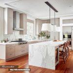 Sıradışı beyaz mutfak tasarımları