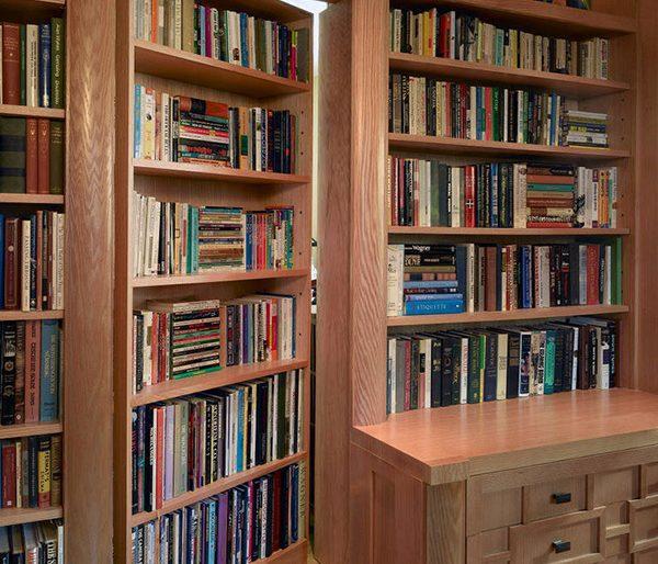 2017 Kapılı Kitaplıklar