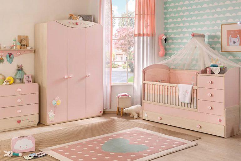 Çilek Baby Girl Tasarımı 2018