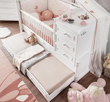 Çilek Romantic Baby 2018 Tasarımı