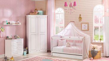 2018 Çilek Bebek Odaları