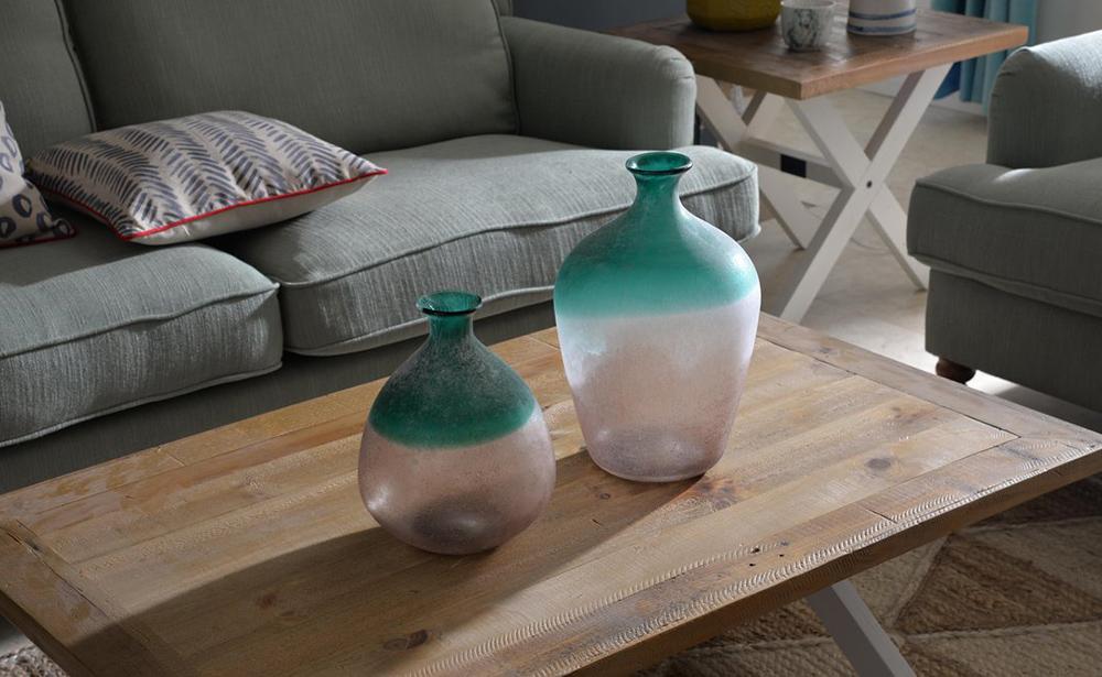 İki Tonlu Vazo