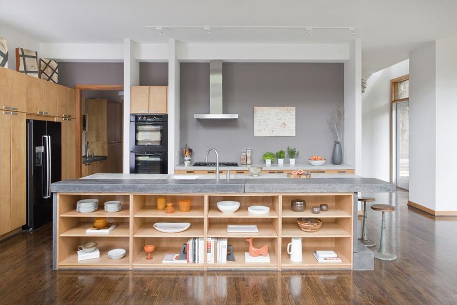 Akıllı mutfak tasarımları