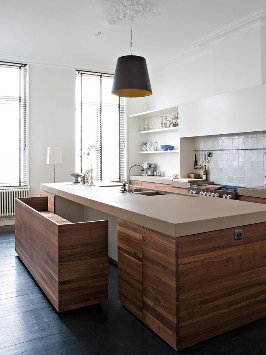 Ayrılabilir mutfak tezgahı