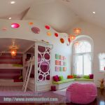 Kız Çocuk Odası Tasarımları