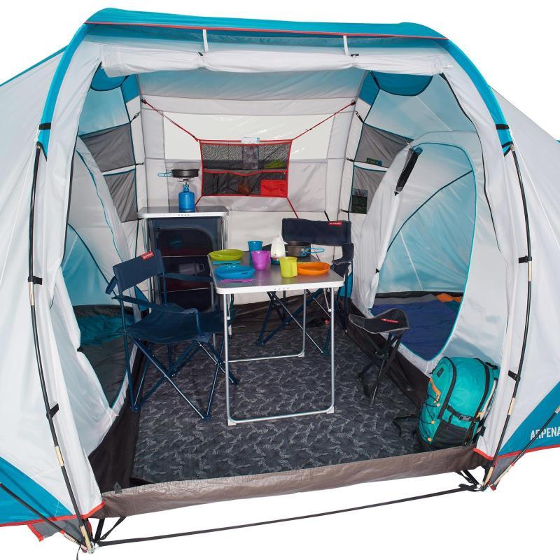 4 kişilik kamp - 2 odalı modelleri