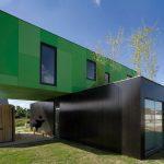 Mimari Harikası Konteynerler