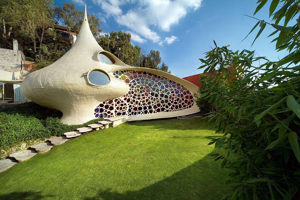 Mexico City'de ki Nautilus House