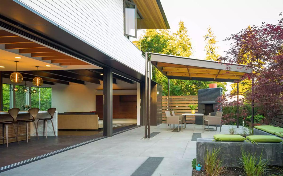 Basit bir veranda mı istiyorsun ? 10 Şık Kapalı Veranda Fikri