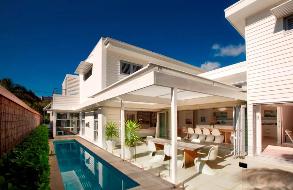 Bir veranda ne kadar muhteşem olabilir ?