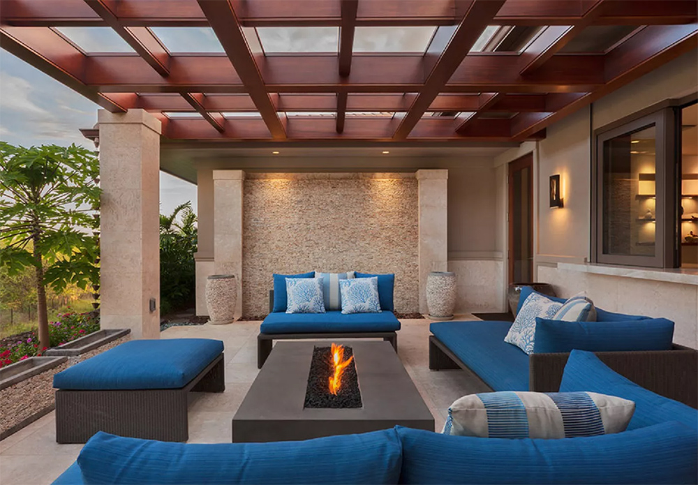 Modern veranda kavramının doğuşu