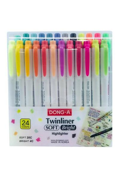 Bu fosforlu kalemler, çocuklarınızın seveceği hepsi bir arada bir ünitedir
