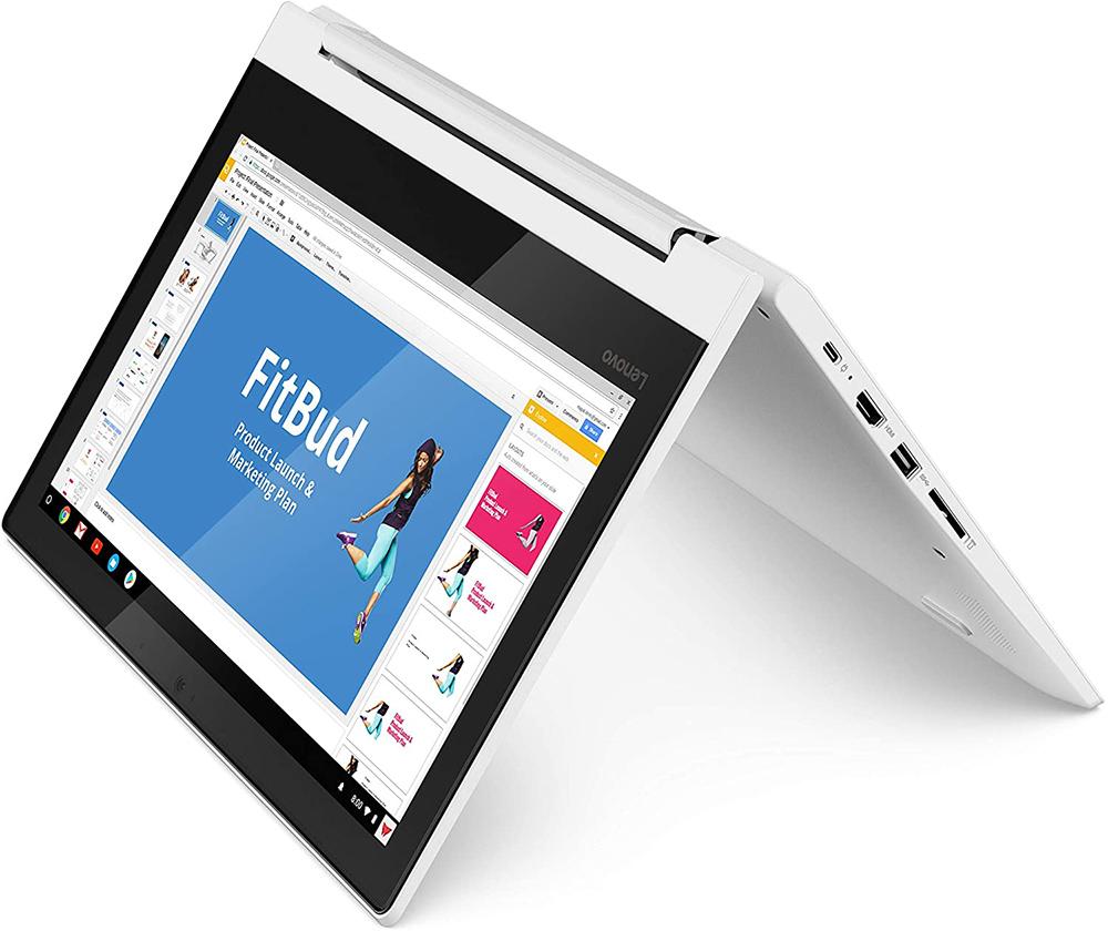 Lenovo Chromebook veya Benzeri Notebook'lar. Online Eğitim için Okula Dönüş Malzemeleri