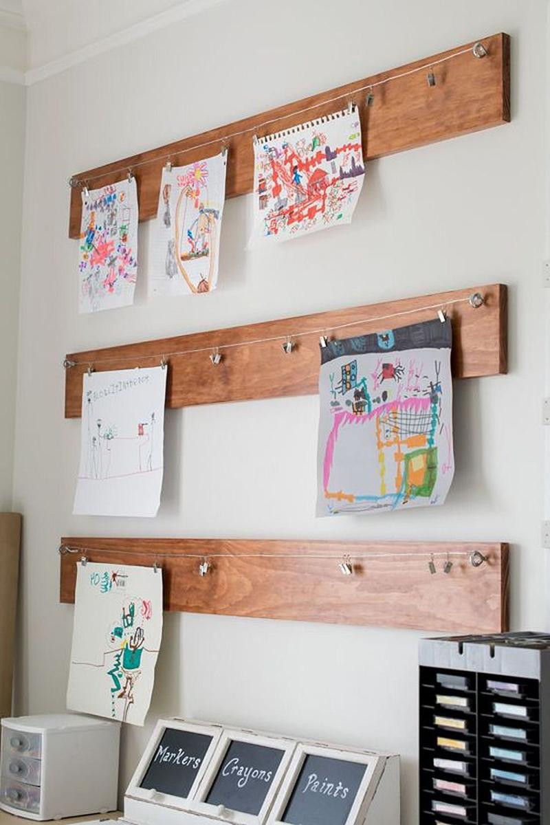 Önemli Resimlerinizi Duvarda Sergileyin