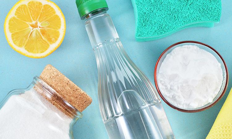Temizlik Sodası. En Etkili Çevre Dostu Ev Temizleyicileri