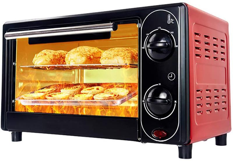 Yiyecekler fırınınızda çabuk yanıyorsa veya pişirmesi çok uzun sürüyorsa, sıcaklık ayarlarını kontrol etmek için bir fırın termometresi satın alın