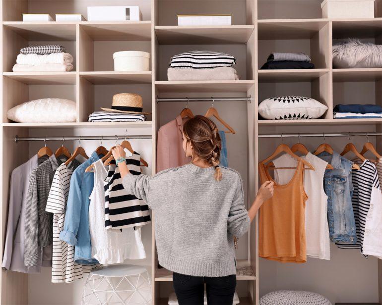 Dolabınızdaki Giysileri Nasıl Düzenlersiniz