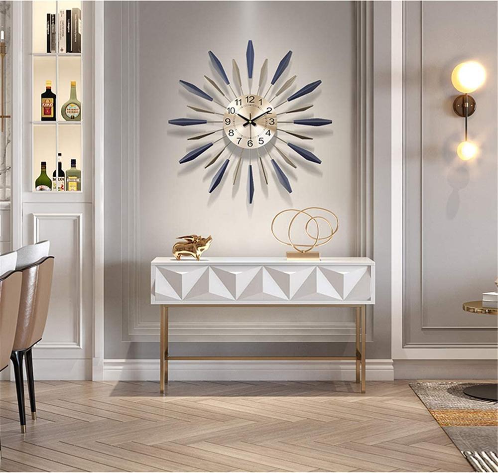 Oturma Odası İçin Duvar Saati Örneği