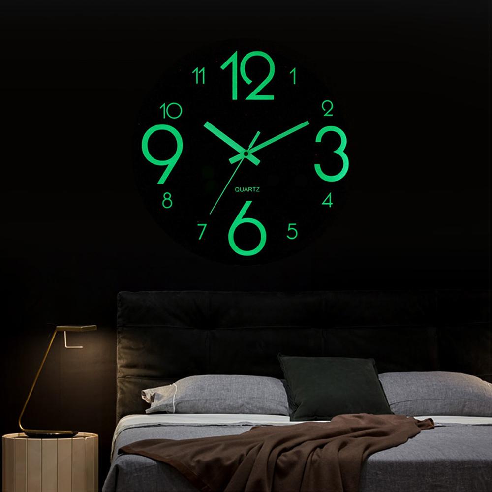 Yatak Odası Duvar Saati