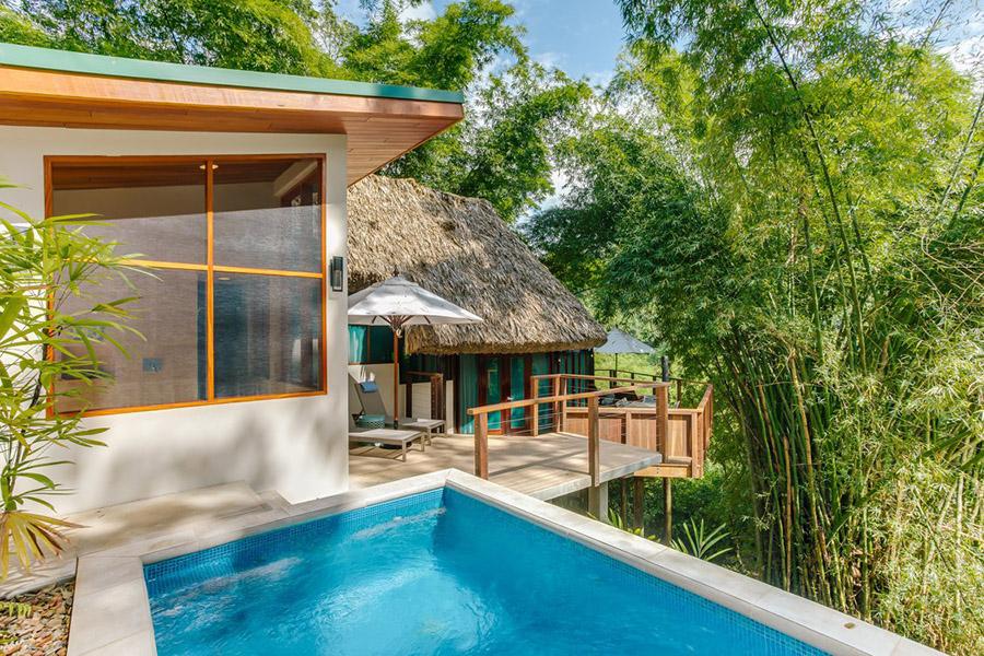 Chaa Creek (San Ignacio, Belize). Dünyanın En Güzel Eko-Lüks Ağaç Evleri
