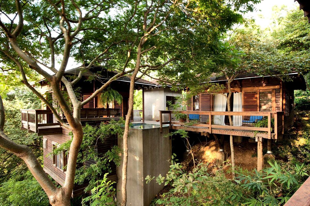 Orman Manzaralı Ağaç Ev Stüdyosu (Tola, Nikaragua). Dünyanın En Güzel Eko-Lüks Ağaç Evleri